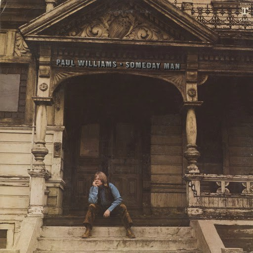 Paul Williams альбом Someday Man (Deluxe Edition)