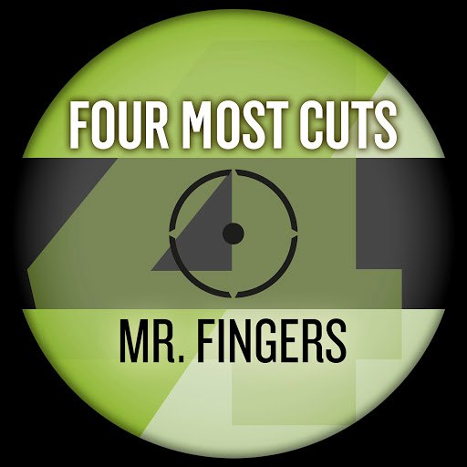 Mr. Fingers альбом Four Most Cuts Presents - Mr. Fingers