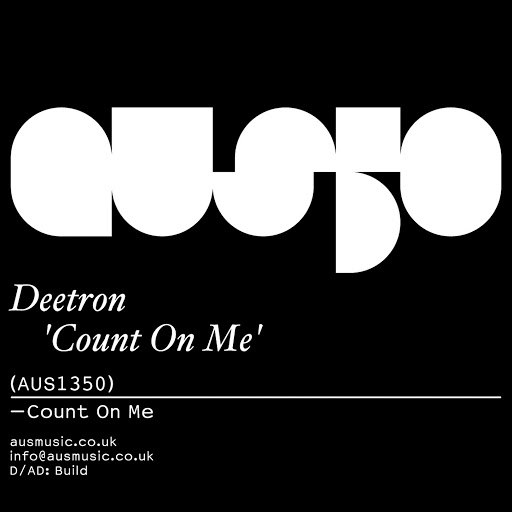 Deetron альбом Count On Me