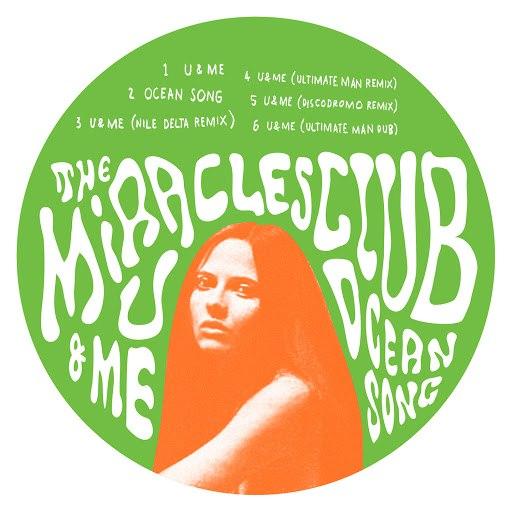 The Miracles Club альбом U&Me EP