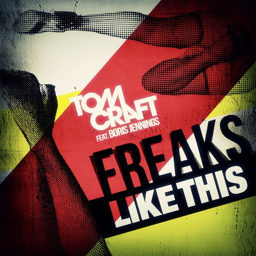 Tomcraft альбом Freaks Like This