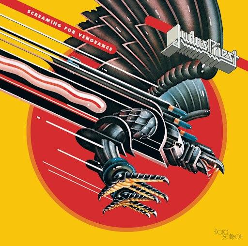 Judas Priest альбом Screaming For Vengeance