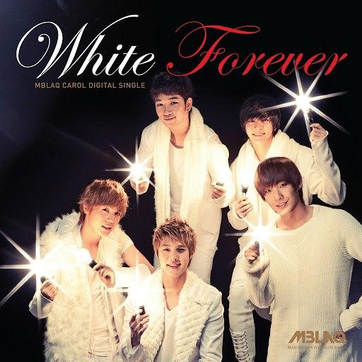 MBLAQ альбом White Forever