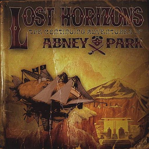 Abney Park альбом Lost Horizons