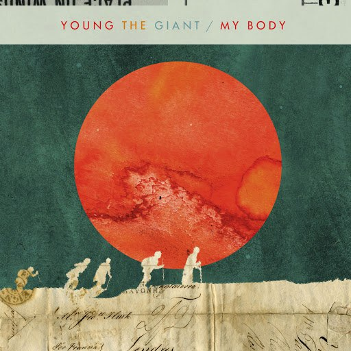 Young The Giant альбом My Body