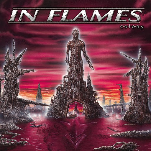 In Flames альбом Colony (Reissue 2014)