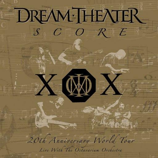 Dream Theater альбом Score (20th Anniversary World Tour: Live With The Octavarium Orchestra)