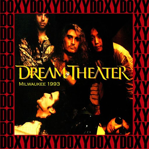 Dream Theater альбом Summerfest, Milwaukee, June 29th, 1993 (Doxy Collection, Remastered, Live on Fm Broadcasting)
