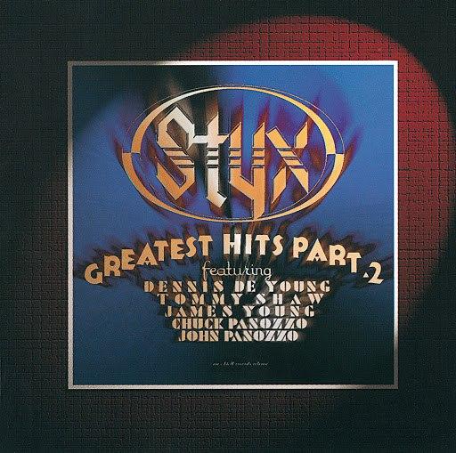 Styx альбом Greatest Hits Part 2