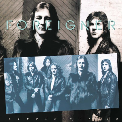 Foreigner альбом Double Vision [Expanded]
