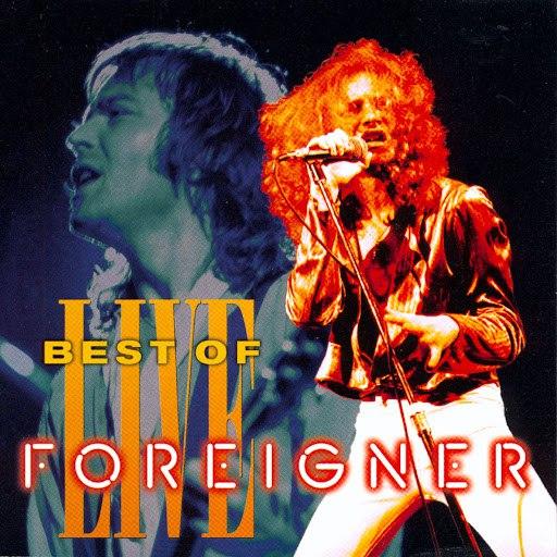Foreigner альбом Best Of Live
