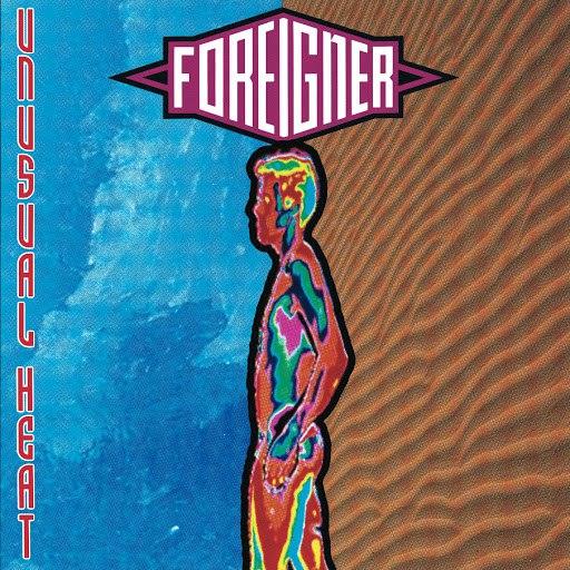 Foreigner альбом Unusual Heat