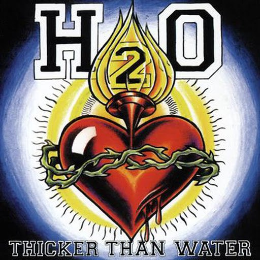 h2o альбом Thicker Than Water