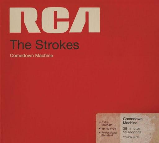 The Strokes альбом Comedown Machine
