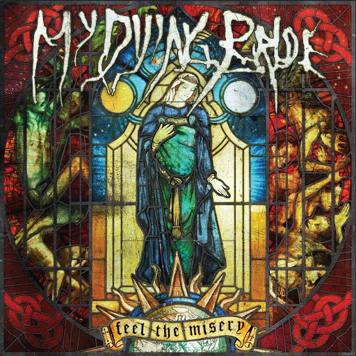 My Dying Bride альбом Feel the Misery