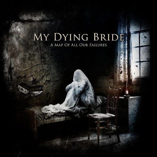 My Dying Bride альбом A Map Of All Our Failures - Deluxe Edition