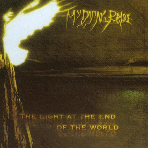 My Dying Bride альбом The Light At The End Of The World