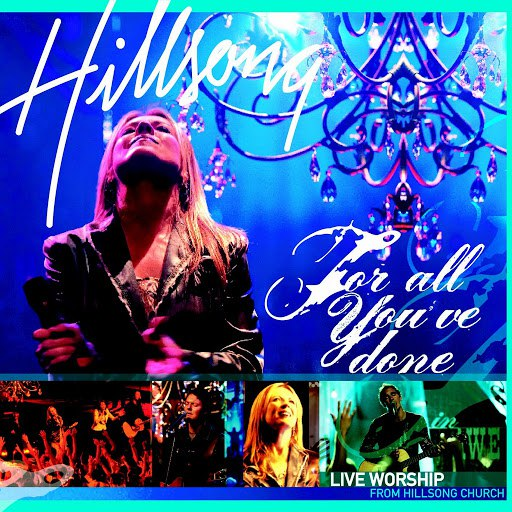 Hillsong United альбом For All You've Done