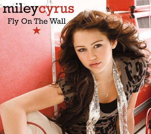 Майли Сайрус альбом Fly On The Wall (2 Track Single)