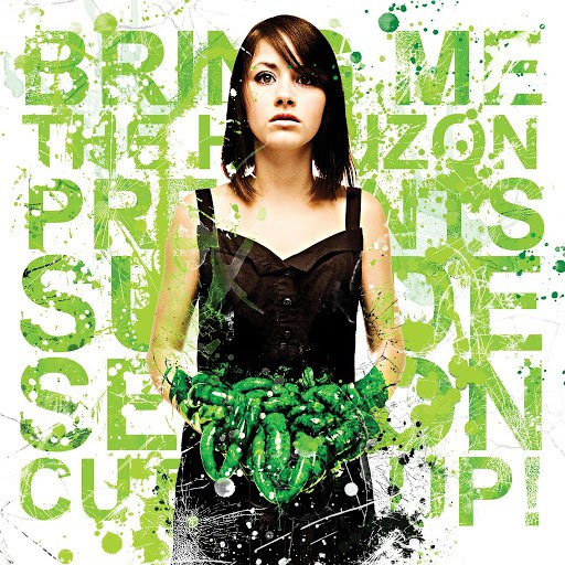 Bring Me The Horizon альбом Suicide Season (Deluxe)