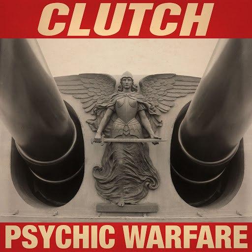 Clutch альбом Psychic Warfare (Deluxe Version)
