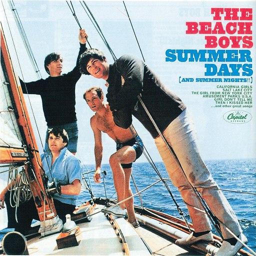 The Beach Boys альбом Summer Days (And Summer Nights)