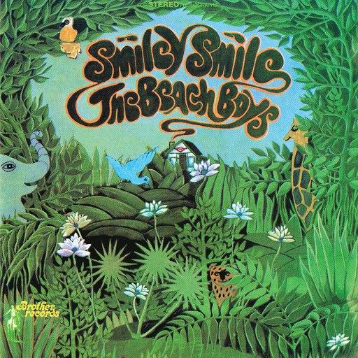 The Beach Boys альбом Smiley Smile