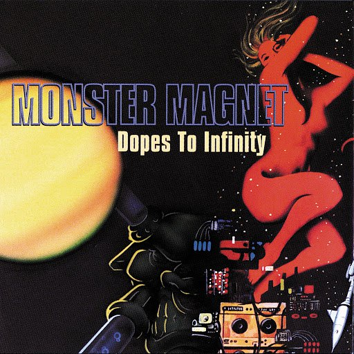 Monster Magnet альбом Dopes To Infinity