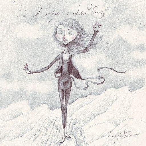 Luigi Rubino альбом Il soffio e la voce