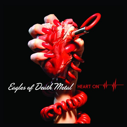Eagles of Death Metal альбом Heart On (Deluxe Edition)