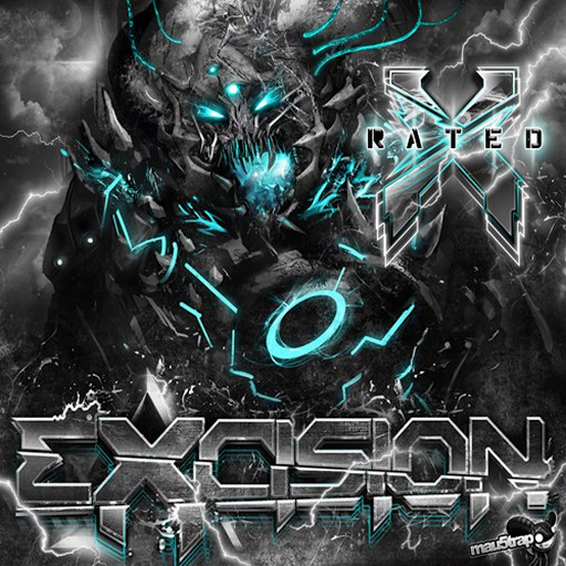 Excision альбом X Rated