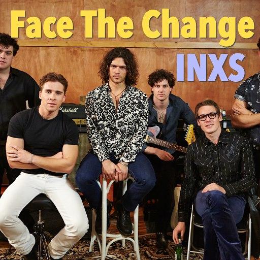 Inxs альбом Face The Change