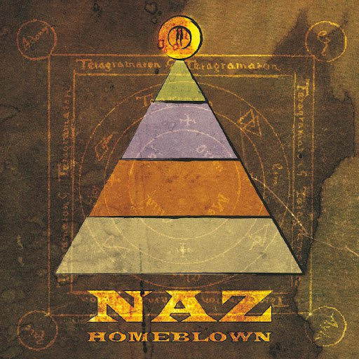 Naz альбом HomeBlown