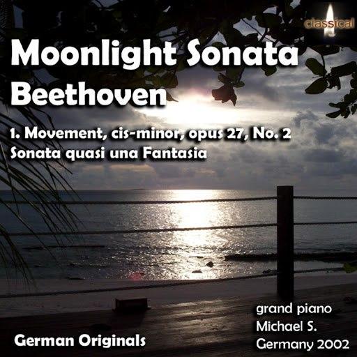 Ludwig Van Beethoven альбом Moonlight Sonata