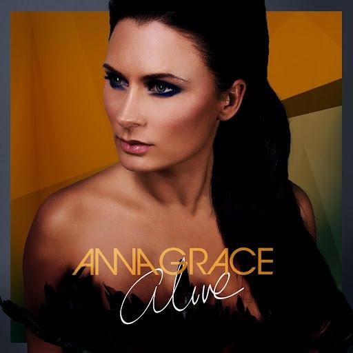 Annagrace альбом Alive