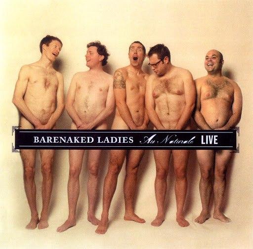 Barenaked Ladies альбом Au Naturale - Live - Detroit, MI 8-13-04