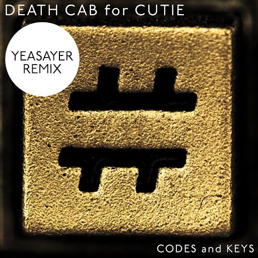 Death Cab For Cutie альбом Codes And Keys (Yeasayer Remix)