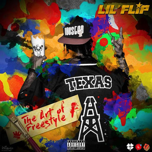 Lil' Flip альбом The Art of Freestyle