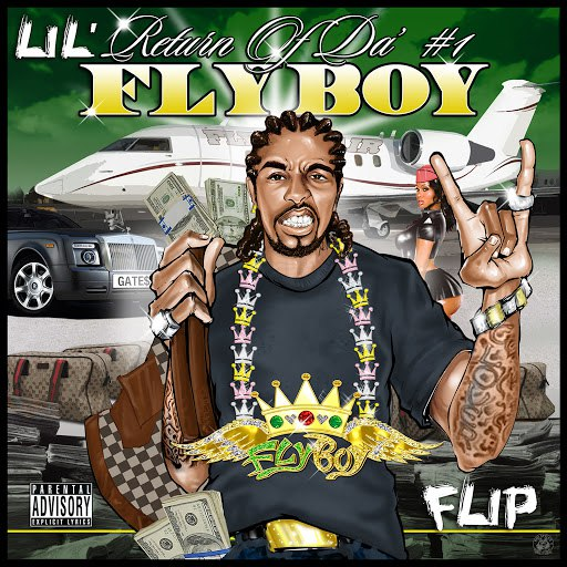 Lil' Flip альбом Return Of Da #1 Flyboy (Parental Advisory)