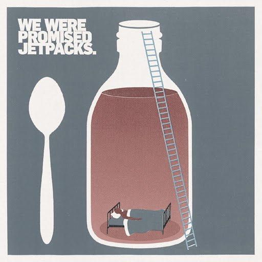 We Were Promised Jetpacks альбом Medicine b/w Building Buildings