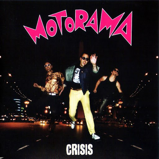 Motorama альбом Crisis