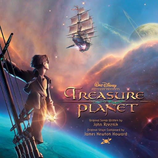 James Newton Howard альбом Treasure Planet [Original Score]