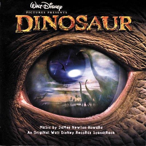 James Newton Howard альбом Dinosaur (Score)