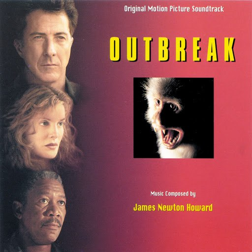 James Newton Howard альбом Outbreak (Original Motion Picture Soundtrack)