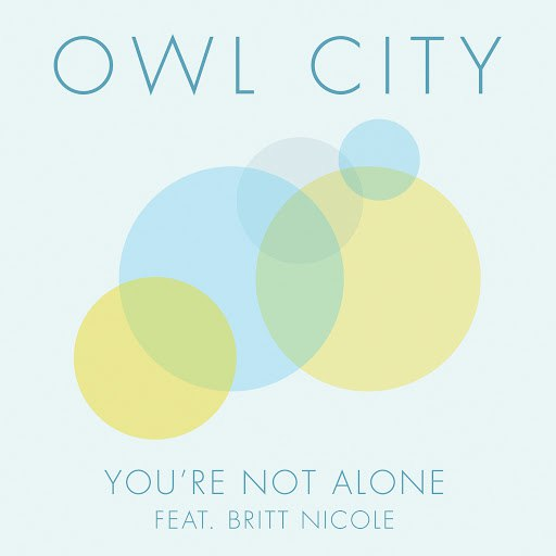 Owl City альбом You're Not Alone