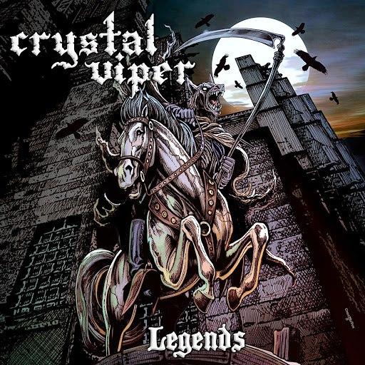 Crystal Viper альбом Legends