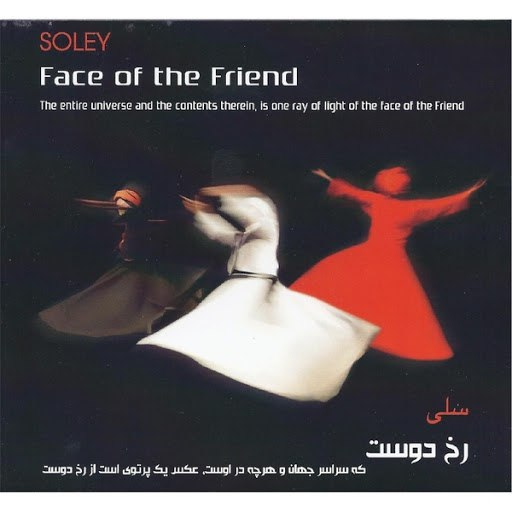 Soley альбом Face of the Friend