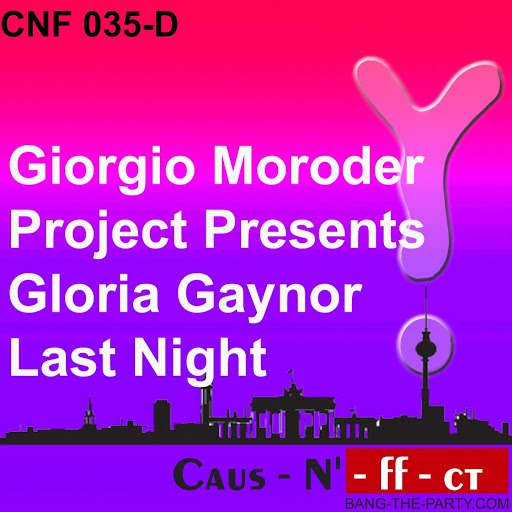 Gloria Gaynor альбом Last Night