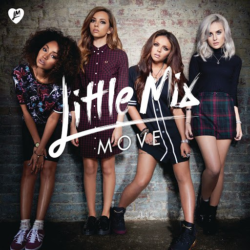 Little Mix альбом Move