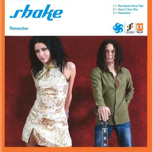 shake альбом Remember